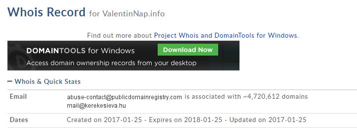 valentinnap domain